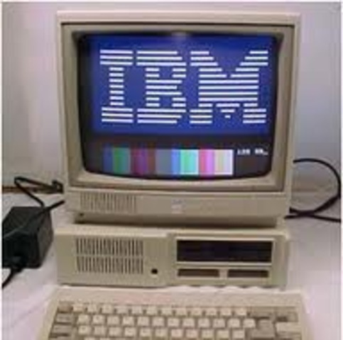 IBM hires Microsoft to develop an operating system.