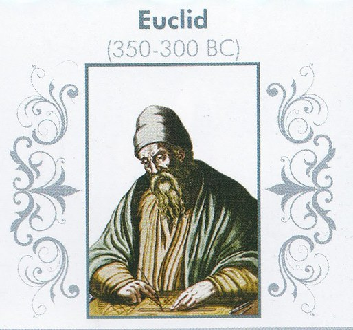euclids influence on the field of mathematics Greek geometry can conceivably lay claim to being the oldest branch of trying to find elegant rules underpinning the field early greek geometry thales but they were incorporated into the body of greek mathematics and the influence of thales would influence countless generations.