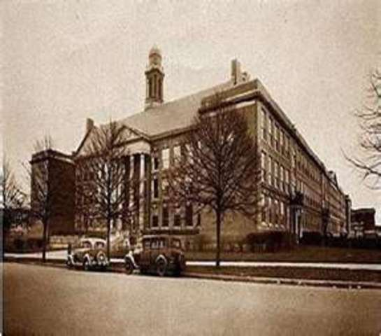Founding of Boston Public School