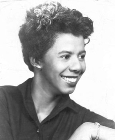 a short biography of lorraine hansberry Lorraine hansberry's biography and life storylorraine vivian hansberry (may 19, 1930 – january 12, 1965) was an african american playwright and author of political speeches, letters, and essays.