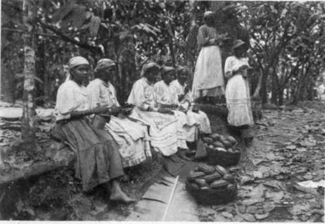 British Goverment Eliminates Slavery in West Indies.