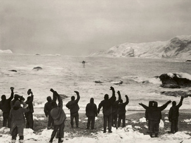 "leadership and shackleton Leadership lessons from ernest shackleton's endurance expedition a ""successful failure"" a recent upsurge in interest in ernest shackleton seems to be in part."