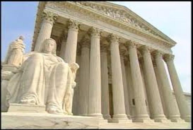 Supreme Court Milestones timeline | Timetoast timelines