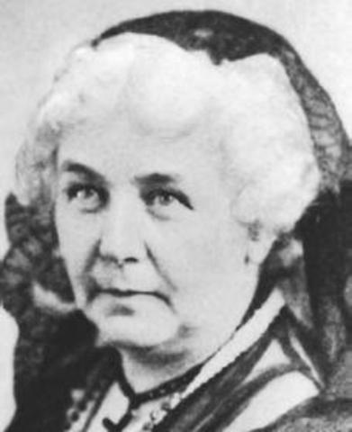 elizabeth cady stanton tirelessly worked for womens Chapter 8 history study play  she was a quaker abolitionist who worked with elizabeth cady stanton to developed the agenda for the seneca falls convention of 1848 lucretia mott  these two people worked tirelessly to abolish slavery despite having a father who was a slaveholder.