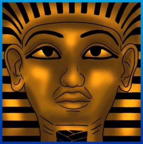 King tut changeed his name
