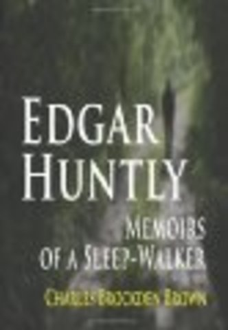 """Edgar Huntly"" Published"