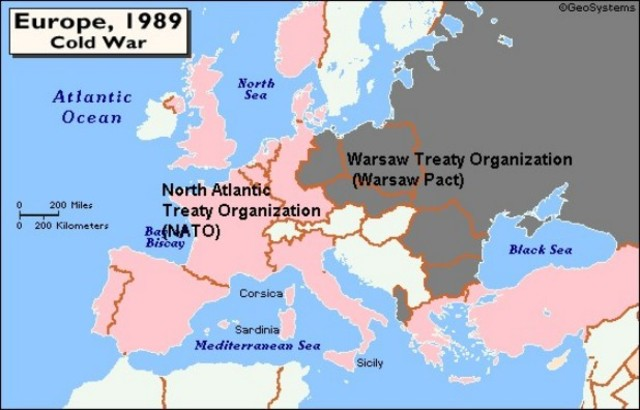 West Germany joins NATO