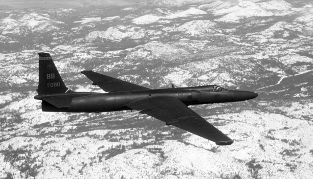 Eisenhower approves U-2 spy planes to fly over Soviet Union