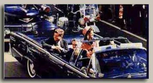 JFK Assasinated