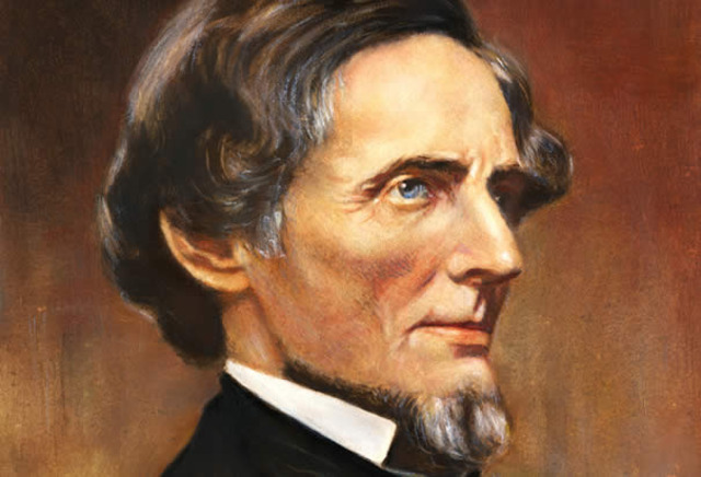 Jefferson Davis is elected permanent President of the Confederacy