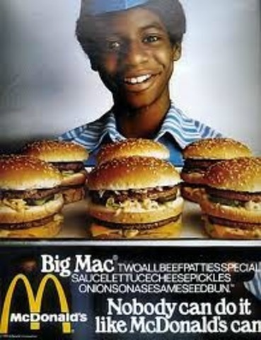 The Big Mac is introduced