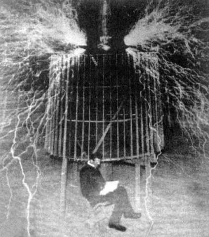 Nikola Tesla Industrial Revolutionary Timeline