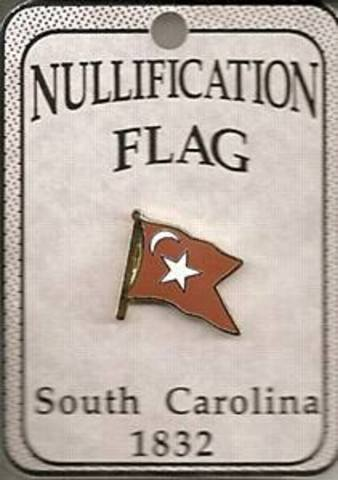 South Carolina Tries to Nullify