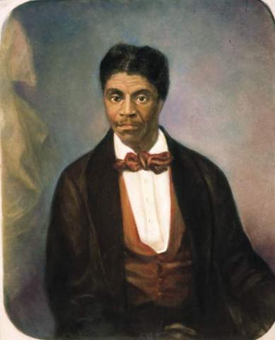 Dred Scott decision announced