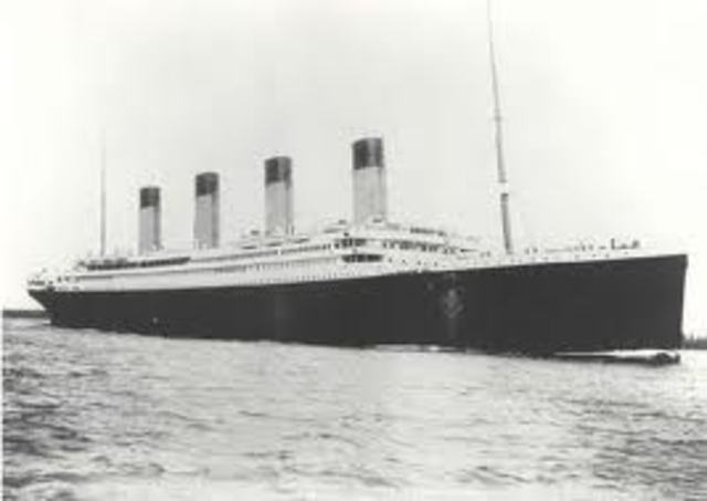 The Titanic is found