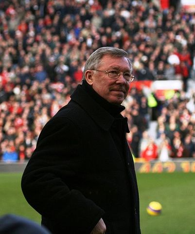 Fergie Says Evra Will Persue Complaint