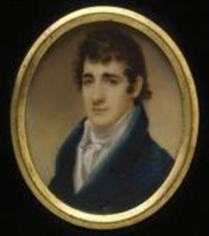 Dolley Payne weds John Todd