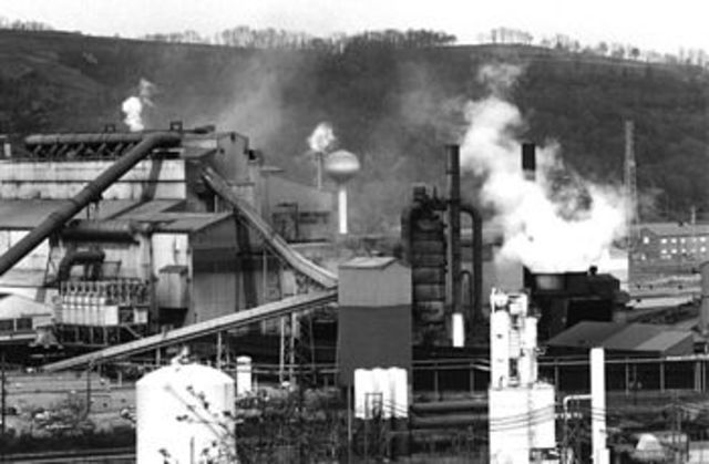 American Industrialization And Immigration Timeline