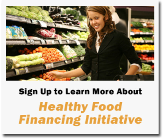 Healthy Food Financing Initiative results released