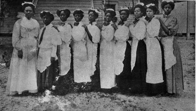 Daytona Educational and Industrial Training School for Negro Girls