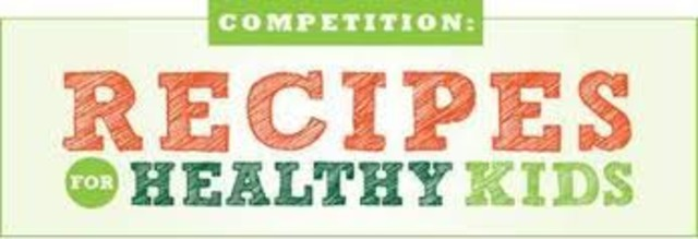 Recipes for Healthy Kids Challenge