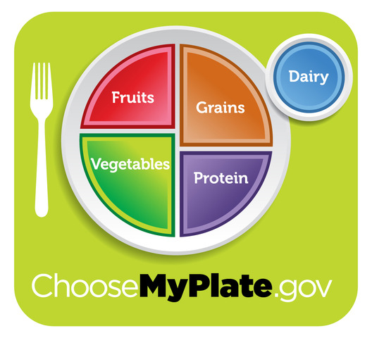 MyPlate Icon launched