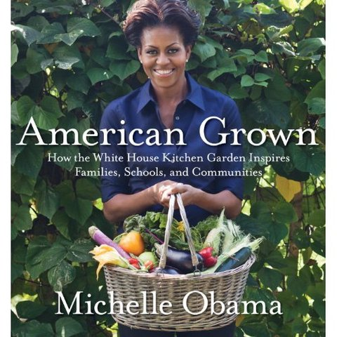 Michelle Obama's first book is scheduled to be published
