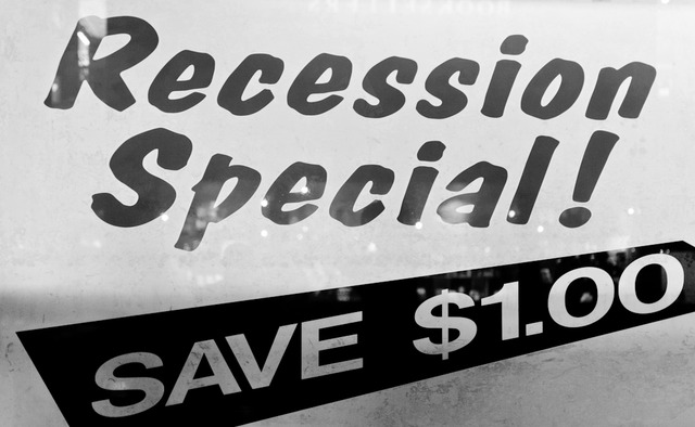 Us recession dates in Brisbane