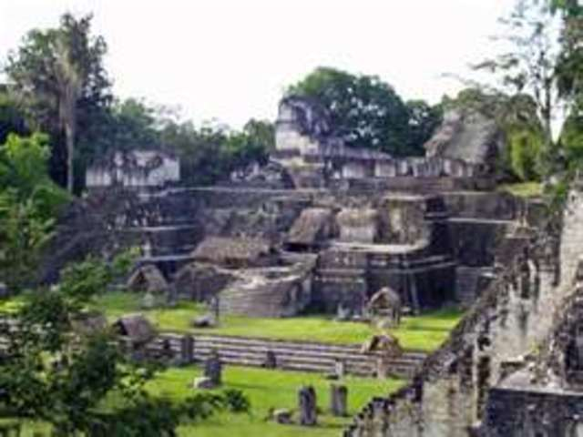 Mayans suddenly abandoned many of their cities.