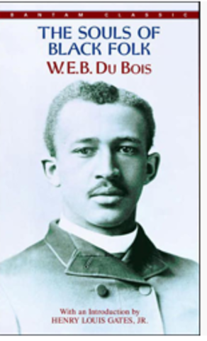 The Souls of Black Folk-WEB DuBois