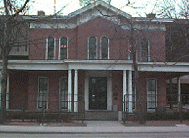 Hull House Founded