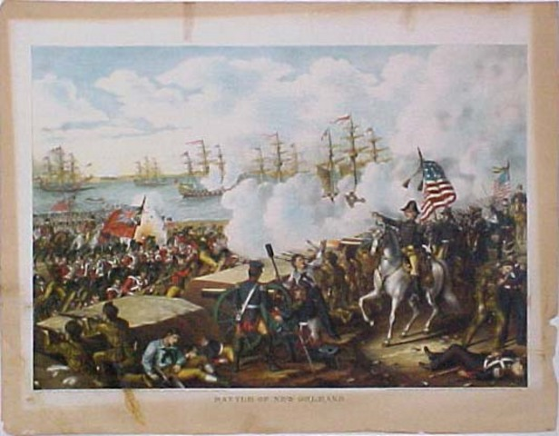 Another British Attack in New Orleans