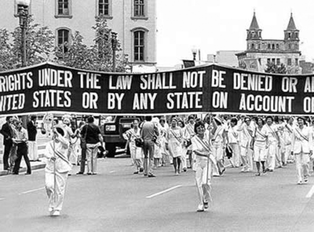 Equal Rights Amendment passed by Congress