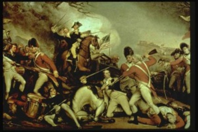 Major Events that Led to the American Revolution timeline ...