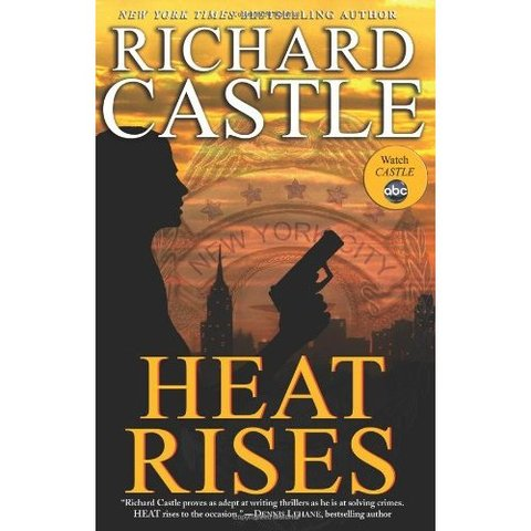 Heat Rises Debuts on New York Times Bestsellers List