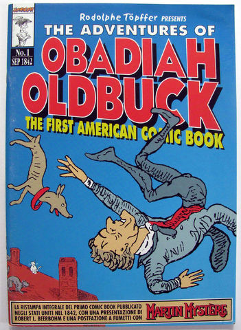 Adventures of Obadiah Oldbuck