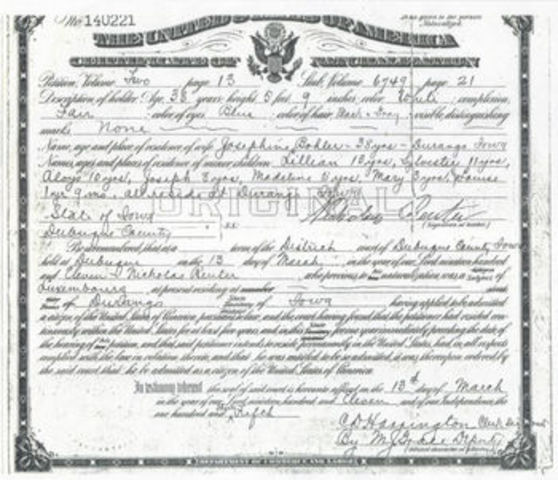Naturalization Act