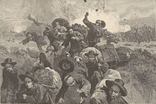 The Rock Springs Massacre