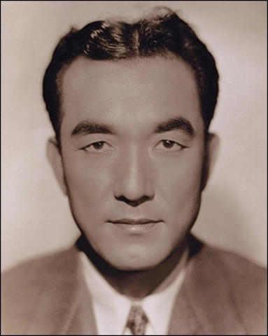 The first Asian Hollywood star