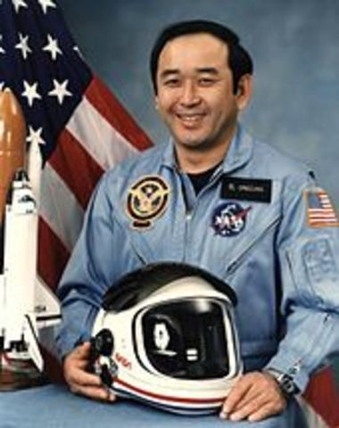 First Asian American In Space