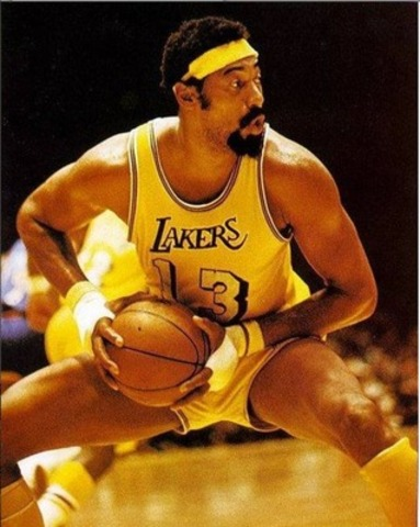 Great Player of His Time(Wilt Chamberlain)