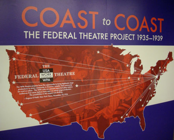 Federal Theatre Project (FTP)