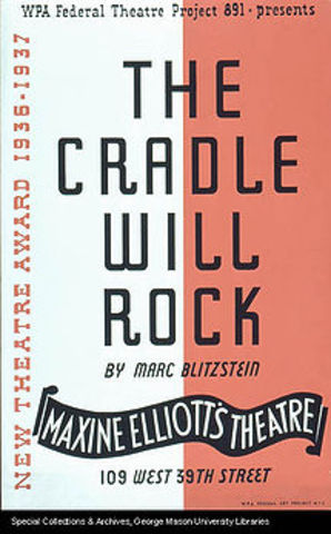 The Cradle Will Rock by Marc Blitzstein