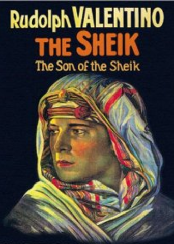 The Sheik-movie