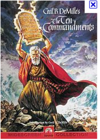 The Ten Commandments-movie
