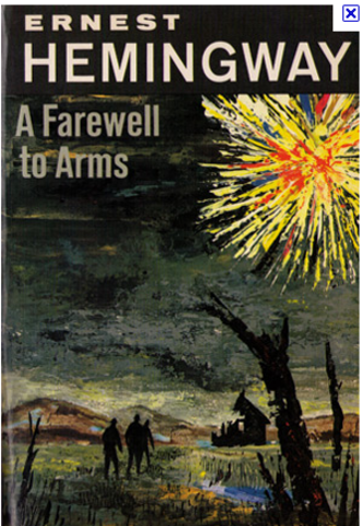 A Farewell to Arms-Ernest Hemingway