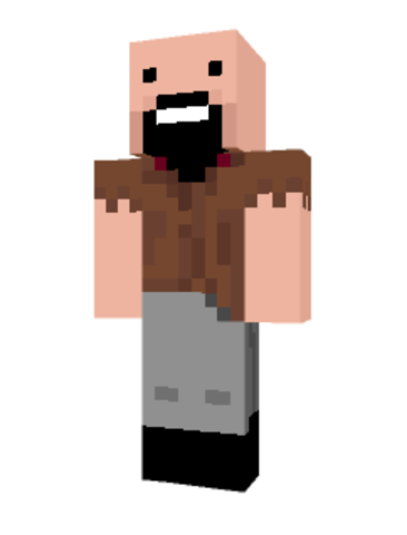 Notch created the First Minecraft Test