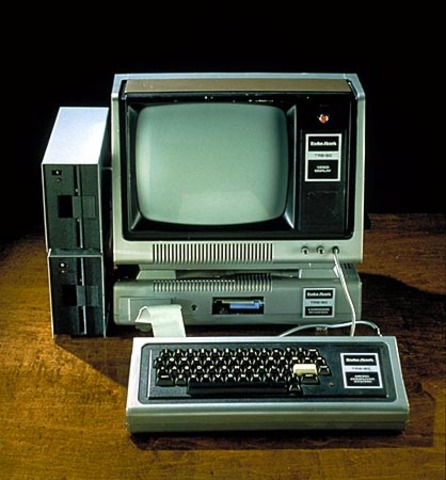 The First Microcomputer