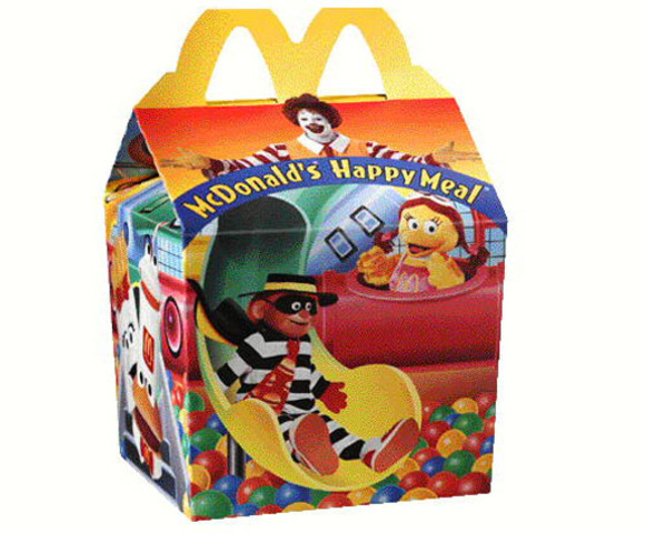 Happy Meals debuts