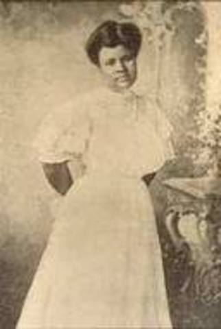 Madam C.J. Walker's Death